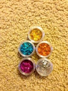 Color Club Nail Sequins