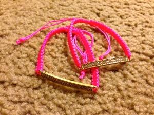 Sisco & Berluti Friendship Bracelets